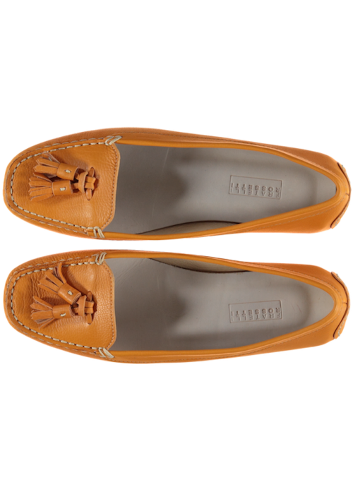 Fratelli Rossetti - Leather Loafer With Tassel Detail