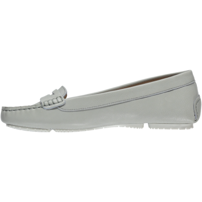 Fratelli Rossetti - Light Grey Soft Leather Loafer