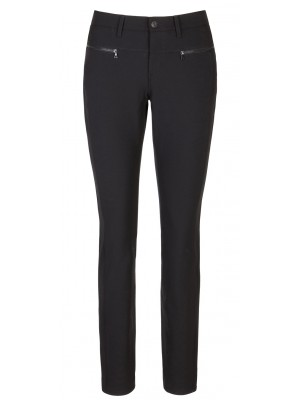 "Cambio - ""Parla Zip"" Slim Fit Trousers"