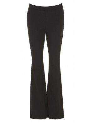 "Cambio - ""Francis"" Wide Legged Black Pants"