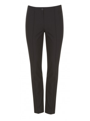 "Cambio - ""Ros"" Black Classic Cut Trousers"