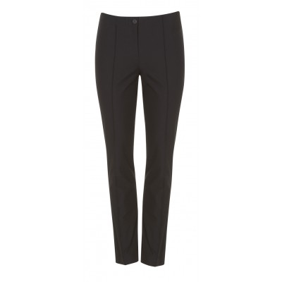 """Cambio - """"Ros"""" Black Classic Cut Trousers"""