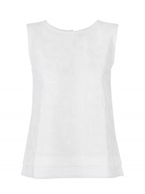 Marella - 'Omnium' Cotton Sleeveless Top