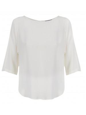 Marella - 'Volpe' 100% Silk Blouse