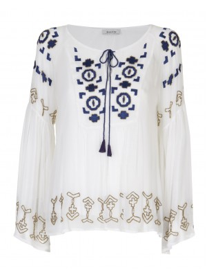 Malvin - Beautifully Beaded Tunic