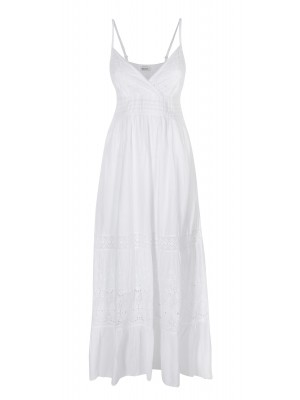 Malvin - 100% Cotton Maxi Dress
