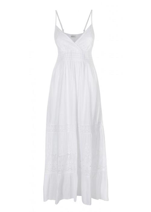 Malvin - 100% Cotton Maxi Dress