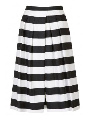 Marella - 'Rebus'  A-Line Midi Skirt
