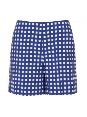 Marella - 'Canguro' Square Print Shorts
