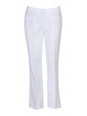 Cambio - 'Famous' Slight Bottom Flare Pant With Mock Pocket Detail