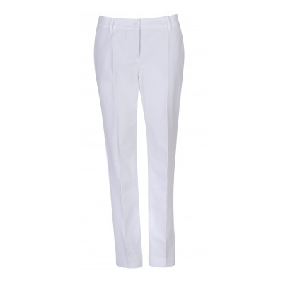 Cambio - 'Sugar' Straight Cut Pant With Turn And Pocket Detail