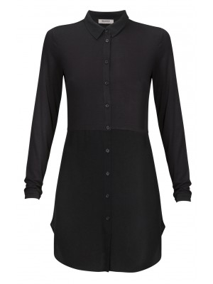 Malvin - Shirt Dress In Black