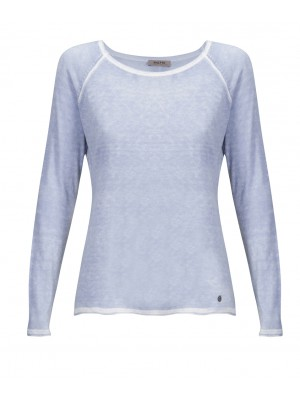 Malvin - Light Blue Light Weight Knit