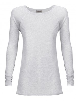 Malvin - Grey Light Weight Jumper