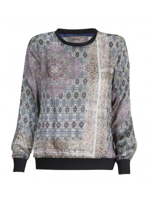 Malvin - 100% Silk Jumper