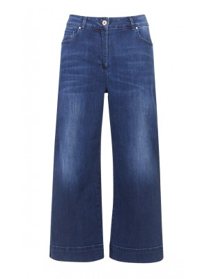 """Lama"" -  Denim Culottes"