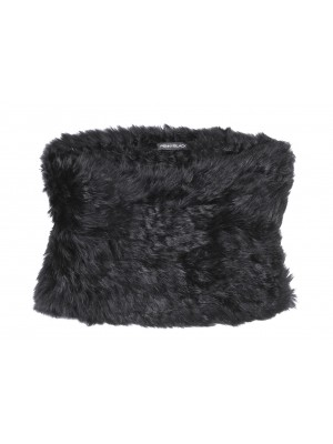 """Tangeri"" -  Rabbit Fur Collar"