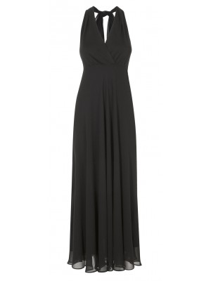 """Raul"" - Evening V- Neck Maxi Dress"