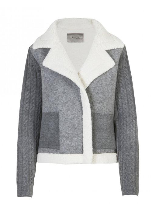 Malvin - 100% Woollen Short Blazer