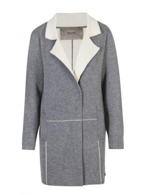 Malvin - Classic Coat In Grey