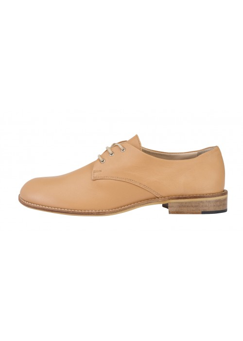 Vincenzo Ferrara - Classic Leather Brogue In Tan