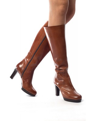 Fratelli Rossetti - Knee Length High Heel Boot