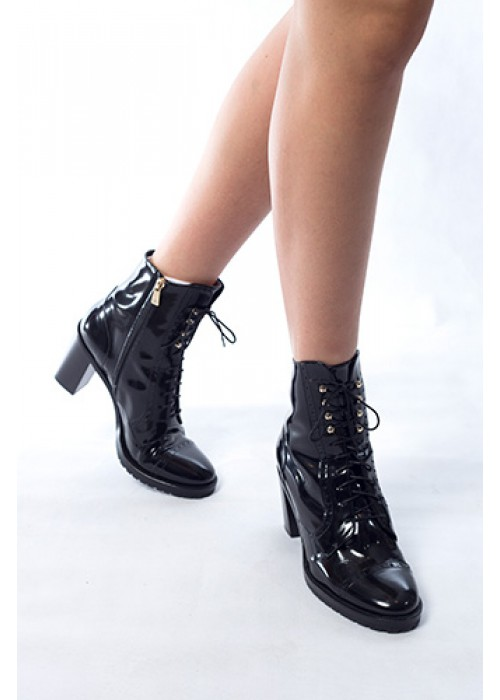 Fratelli Rossetti - Lace up Combat Booties