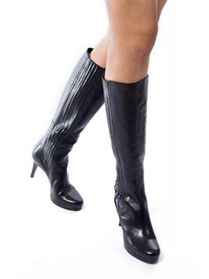 Fratelli Rossetti - Black Knee High Boot