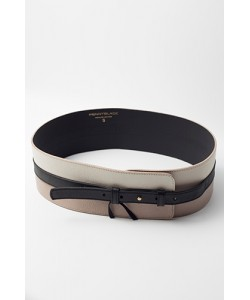 Penny Black - Wide waist belt
