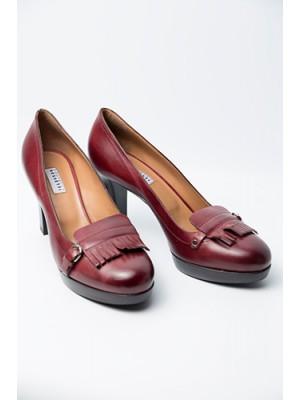 Fratelli Rossetti - Court Shoe / Fringe Det