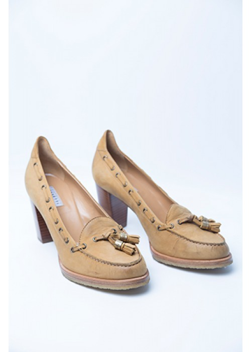 Fratelli Rossetti - Court with stacked heel