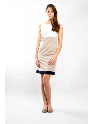 Peserico - Sleeveless Shift Dress