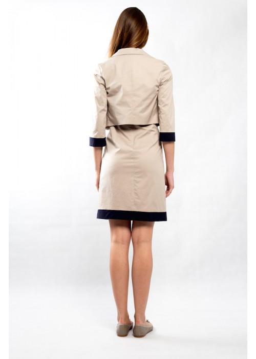 Peserico - Cropped Blazer Jacket